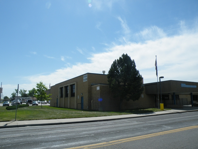 Lester Arnold High School Commerce City